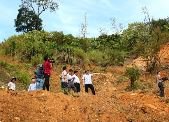 Đà Nẵng tài trợ cho Quảng Nam hơn 12 tỷ đồng khắc phục bão số 5 ảnh 1