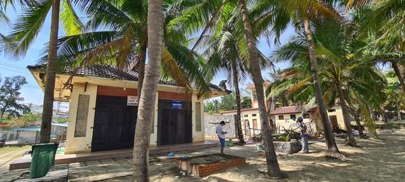 Học sinh Quảng Nam nghỉ học để phòng tránh bão số 9 ảnh 3