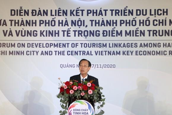 Liên kết phát triển du lịch giữa TP Hà Nội, TPHCM và Vùng kinh tế trọng điểm miền Trung ảnh 1