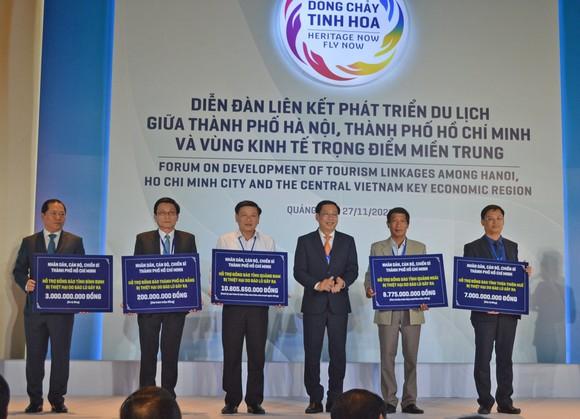 Liên kết phát triển du lịch giữa TP Hà Nội, TPHCM và Vùng kinh tế trọng điểm miền Trung ảnh 2