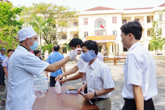 Theo dõi người từ TPHCM về Quảng Nam từ ngày 27-11 đến nay ảnh 1