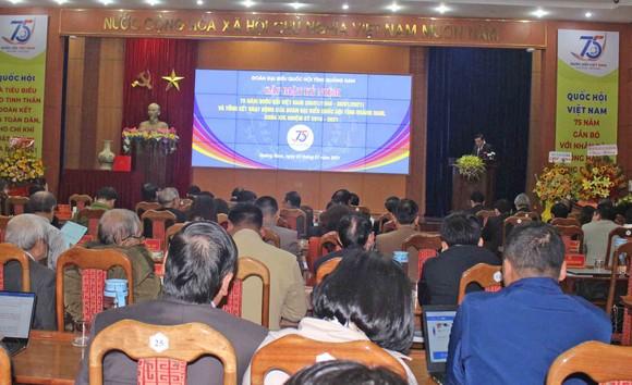 Quảng Nam kỷ niệm 75 năm Ngày Tổng tuyển cử đầu tiên ảnh 2