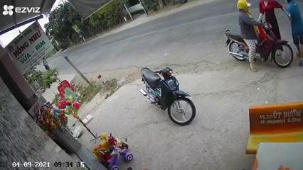 Điều tra vụ 3 người nghi dàn cảnh mua hàng để trộm tiền tại Tiền Giang ảnh 3