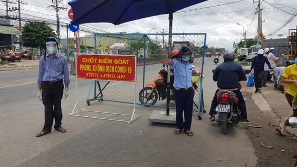 An Giang và một số địa phương Kiên Giang, Long An áp dụng giãn cách xã hội theo Chỉ thị 15 từ ngày 7-9 ảnh 3