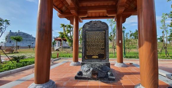 Hoàn thành đền thờ Bác Hồ và các anh hùng liệt sĩ Quảng Bình ảnh 2