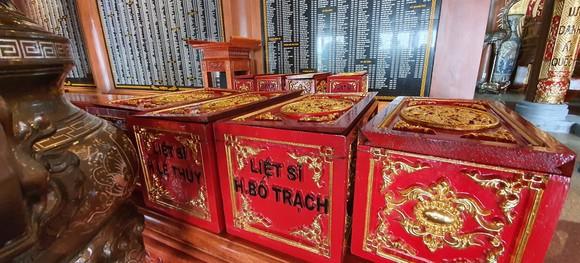 Hoàn thành đền thờ Bác Hồ và các anh hùng liệt sĩ Quảng Bình ảnh 5