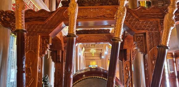 Hoàn thành đền thờ Bác Hồ và các anh hùng liệt sĩ Quảng Bình ảnh 9