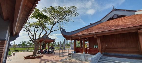 Hoàn thành đền thờ Bác Hồ và các anh hùng liệt sĩ Quảng Bình ảnh 12