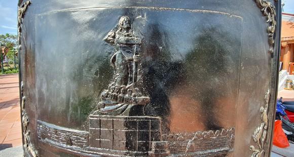 Hoàn thành đền thờ Bác Hồ và các anh hùng liệt sĩ Quảng Bình ảnh 11