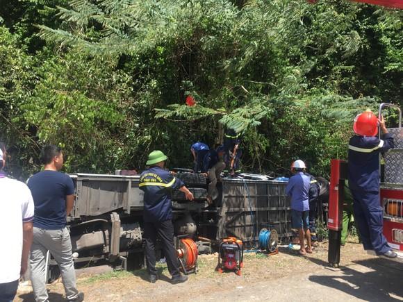 Khởi tố vụ tai nạn giao thông làm 15 người chết ở Quảng Bình ảnh 1