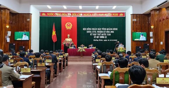 Quảng Bình bầu 3 Phó Chủ tịch UBND tỉnh ảnh 1