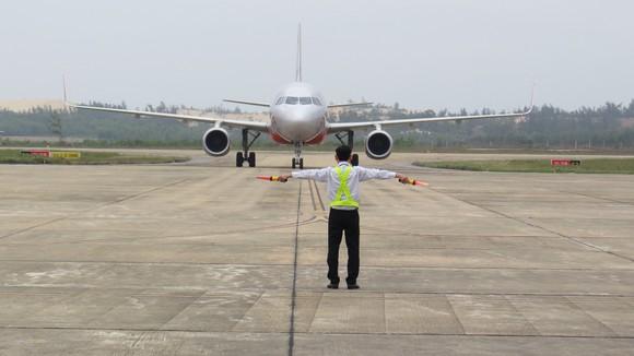 Cảng hàng không Đồng Hới được nâng cấp theo mã tiêu chuẩn của tổ chức hàng không dân dụng quốc tế ICAO, cấp 4C và sân bay quân sự cấp II