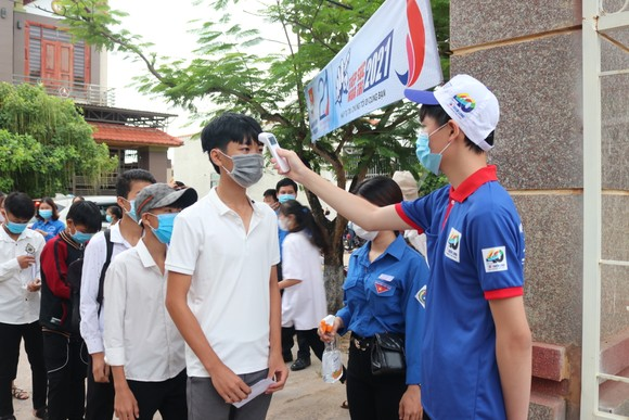 Quảng Bình: Hơn 11.900 thí sinh thi vào lớp 10, giám sát bằng camera ảnh 4