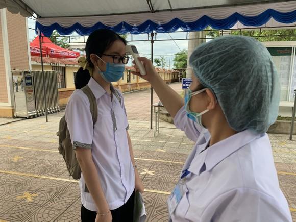 Quảng Bình: Hơn 11.900 thí sinh thi vào lớp 10, giám sát bằng camera ảnh 1