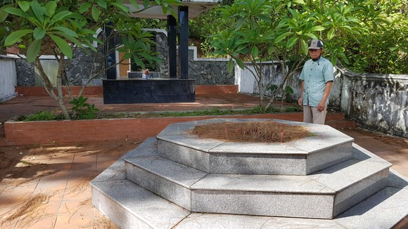 Tìm được mộ phần danh tướng Nguyễn Phạm Tuân của phong trào Cần Vương ảnh 3