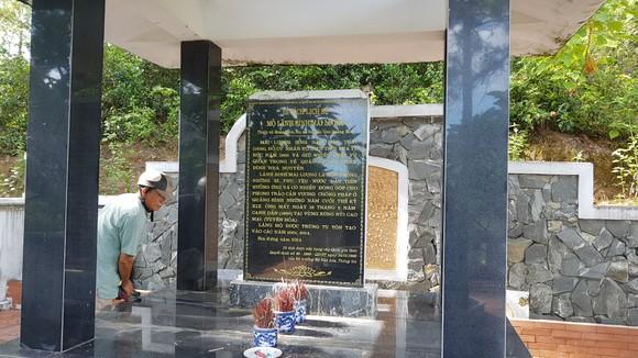 Tìm được mộ phần danh tướng Nguyễn Phạm Tuân của phong trào Cần Vương ảnh 2