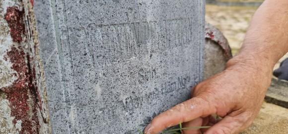 Tìm được mộ phần danh tướng Nguyễn Phạm Tuân của phong trào Cần Vương ảnh 1