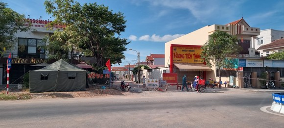 Giãn cách toàn tỉnh Quảng Bình do ca mắc Covid-19 tăng ảnh 1