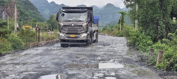 Quảng Bình: Hơn 10 năm hứng chịu 'bom đá' do nổ mìn khai thác đá ảnh 5