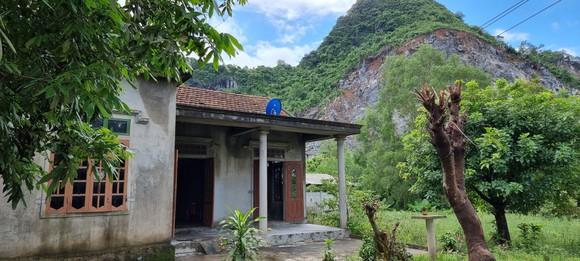 Quảng Bình: Hơn 10 năm hứng chịu 'bom đá' do nổ mìn khai thác đá ảnh 1