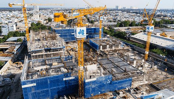 6 tháng đầu năm 2021, HBC trúng thầu hơn 9.400 tỷ đồng.