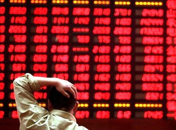 Cổ phiếu nằm sàn la liệt trong phiên đầu tuần.