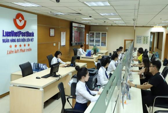 6 tháng, LienVietPostBank đạt 59% kế hoạch lợi nhuận ảnh 1
