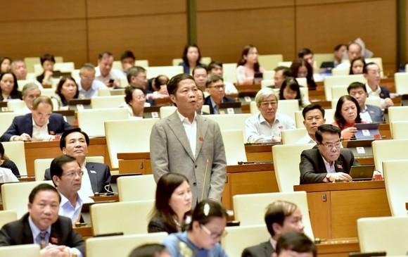 Quốc hội tranh luận 'nóng' về lợi - hại của thủy điện ảnh 1