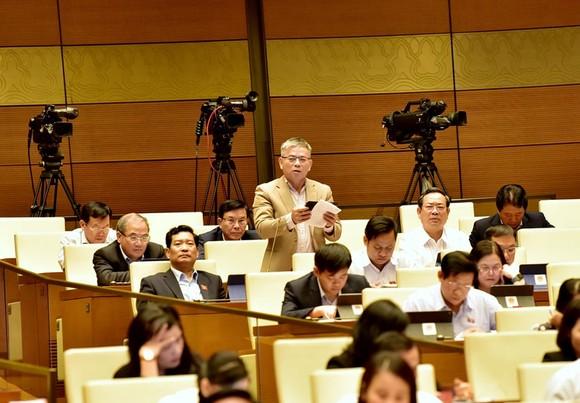 Quốc hội tranh luận 'nóng' về lợi - hại của thủy điện ảnh 2