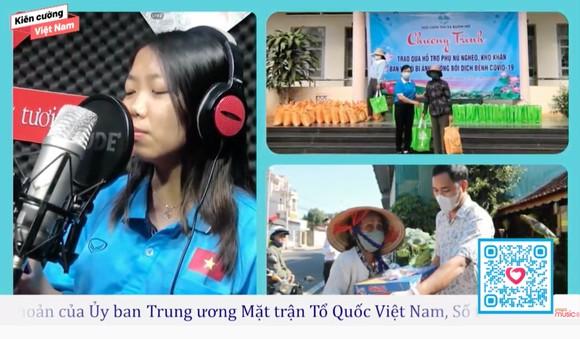 Nhiều nghệ sĩ tham gia Liveshow âm nhạc trực tuyến 'Kiên cường Việt Nam' ảnh 9