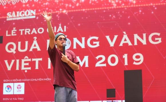Rộn ràng trước giờ G Lễ trao giải Quả bóng vàng Việt Nam 2019 ảnh 5