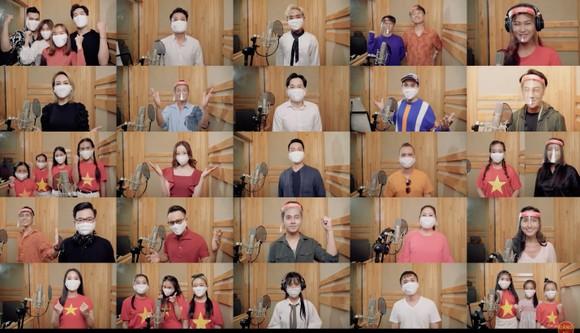 Hơn 40 nghệ sĩ hòa giọng 'Ngày mai lại tươi sáng' ảnh 2