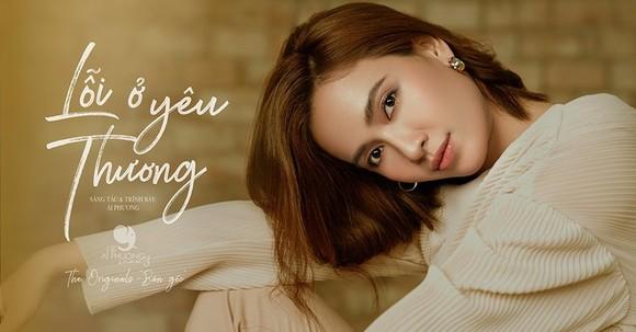 """Mở màn The Ai Phuong Show mùa 3, Ái Phương làm mới """"Lỗi ở yêu thương"""" ảnh 3"""
