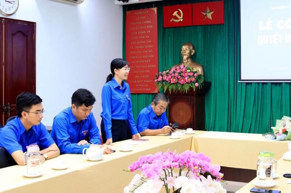 Đồng chí Nguyễn Đăng Khoa giữ chức Bí thư Đoàn Khối Dân - Chính - Đảng TPHCM ảnh 2