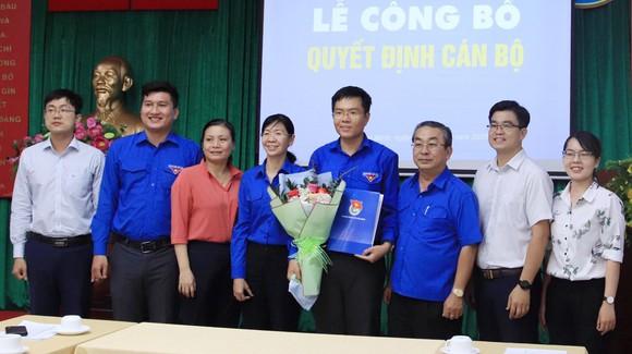 Đồng chí Nguyễn Đăng Khoa giữ chức Bí thư Đoàn Khối Dân - Chính - Đảng TPHCM ảnh 1
