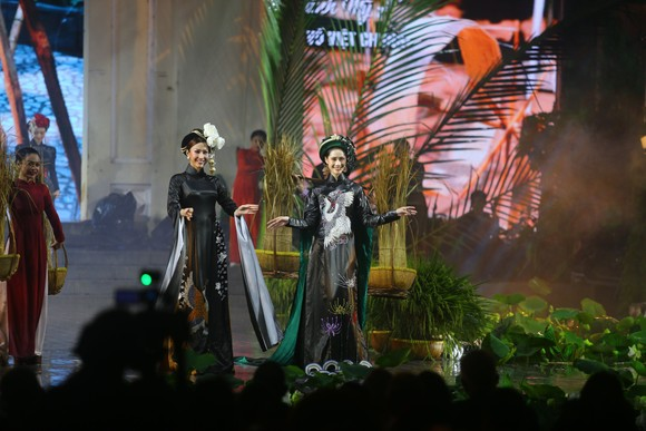 Khai mạc Lễ hội Áo dài TPHCM 2020 ảnh 13