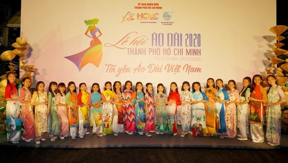 Khai mạc Lễ hội Áo dài TPHCM 2020 ảnh 5