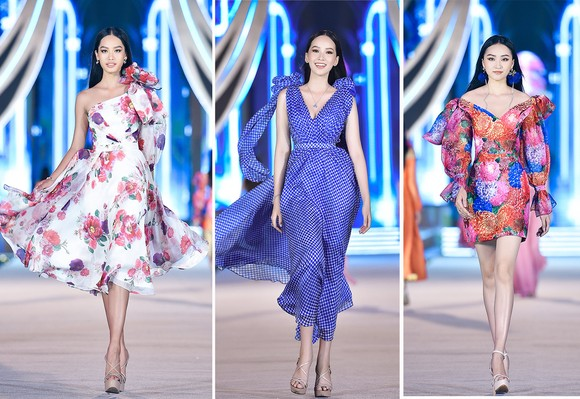 Công bố Top 5 Người đẹp Thời trang Hoa hậu Việt Nam 2020 ảnh 9