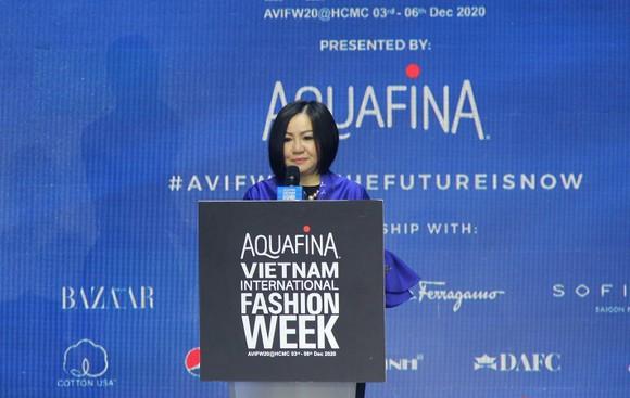 Gần 20 nhà thiết kế - thương hiệu thời trang sẽ tham gia Aquafina Vietnam International Fashion Week 2020 ảnh 2