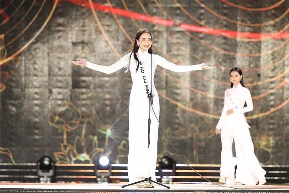 Top 30 thí sinh Hoa khôi Du lịch Việt Nam 2020 hoàn tất Đêm thi Bán kết ảnh 8