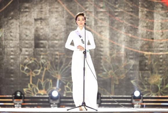 Top 30 thí sinh Hoa khôi Du lịch Việt Nam 2020 hoàn tất Đêm thi Bán kết ảnh 6