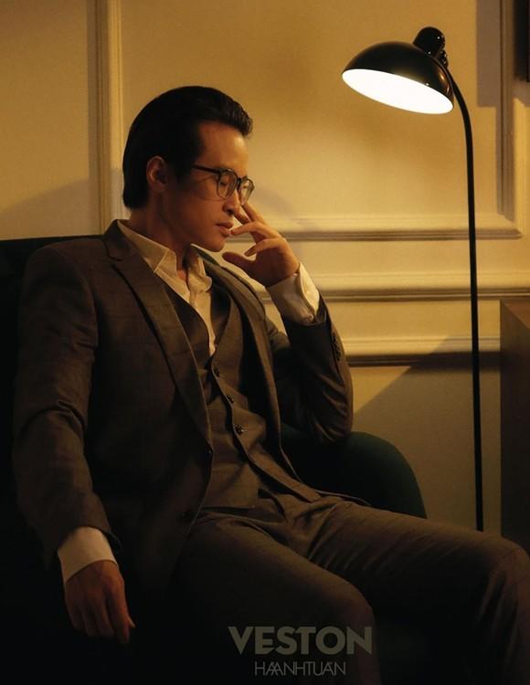 Hà Anh Tuấn phát hành album 'Cuối ngày người đàn ông một mình' và vé live concert 'The Veston' ảnh 1