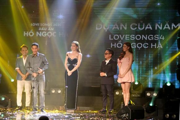 Binz và Amee đoạt giải ca sĩ của năm tại Giải thưởng Làn sóng xanh 2020 ảnh 13