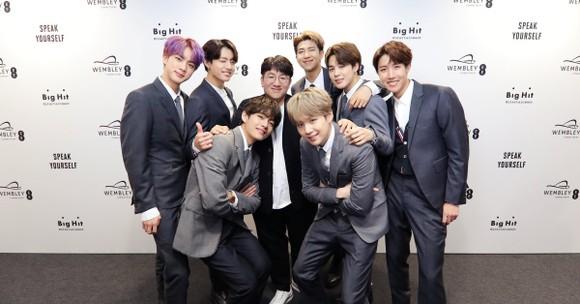 Big Hit Entertainment hợp tác cùng Universal Music Group, sẽ ra mắt nhóm nhạc nam toàn cầu ảnh 1
