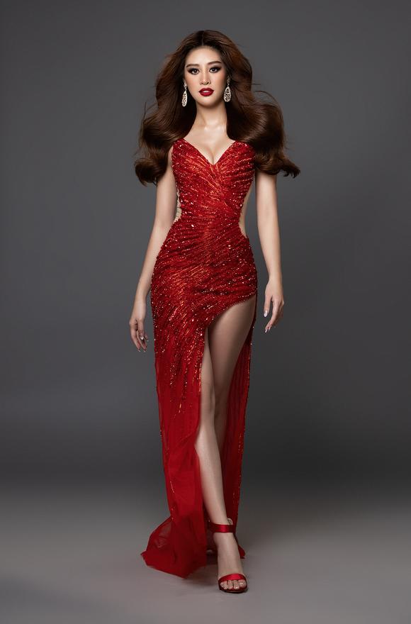 Hoa hậu Khánh Vân sẵn sàng cho Miss Universe 2020 ảnh 3