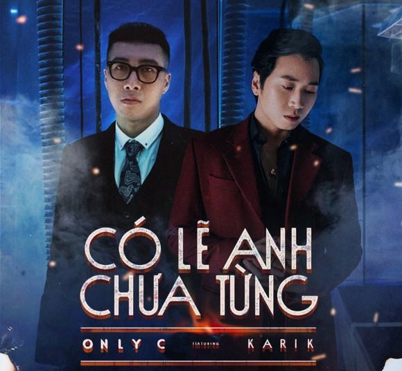 Only C trở lại với MV mới kết hợp cùng rapper Karik ảnh 1