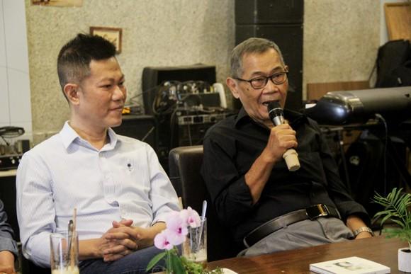 Nhạc sĩ Bảo Chấn - Quốc Bảo - Văn Tuấn Anh ra mắt album chung      ảnh 2
