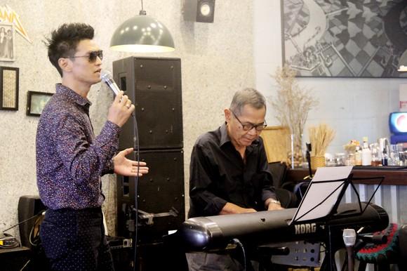 Nhạc sĩ Bảo Chấn - Quốc Bảo - Văn Tuấn Anh ra mắt album chung      ảnh 3