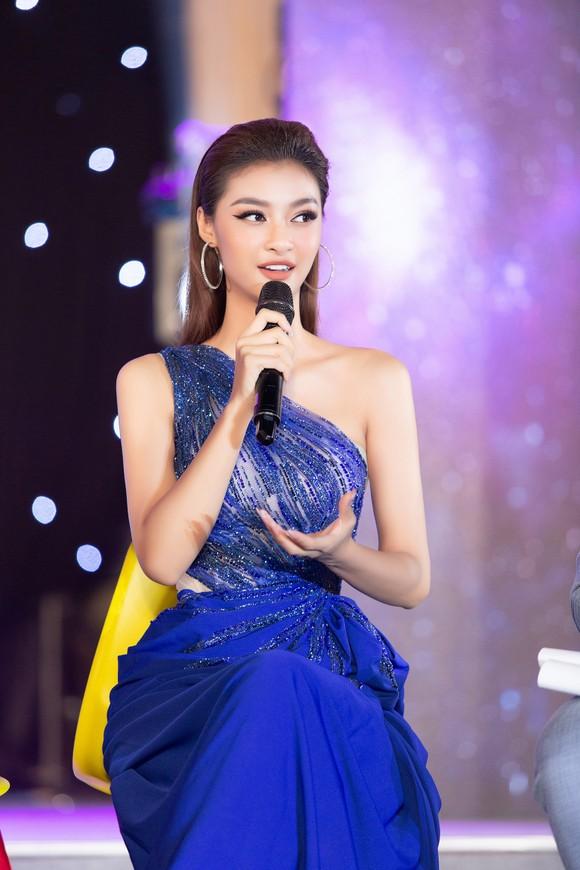 Miss World Vietnam 2021 khai hội 'tuyển sinh' tại Đại học Nam Cần Thơ ảnh 3