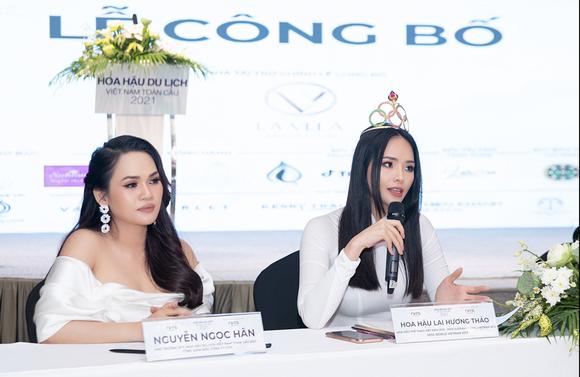 Công bố cuộc thi Hoa hậu Du lịch Việt Nam Toàn cầu 2021 lần đầu tiên ảnh 2